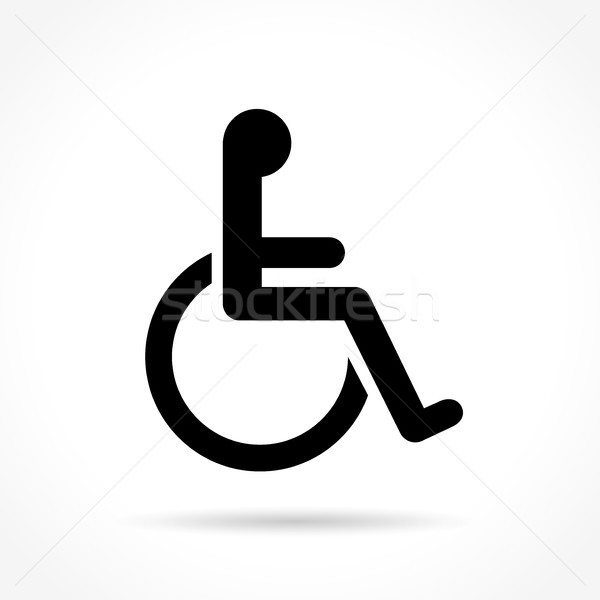 600x600 Wheelchair Icon Stock Photos, Stock Images And Vectors Stockfresh