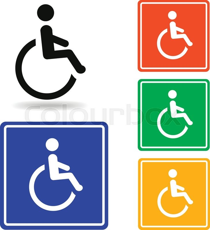 729x800 Disabled Icon