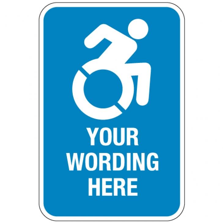730x730 Handicap Logo Usage