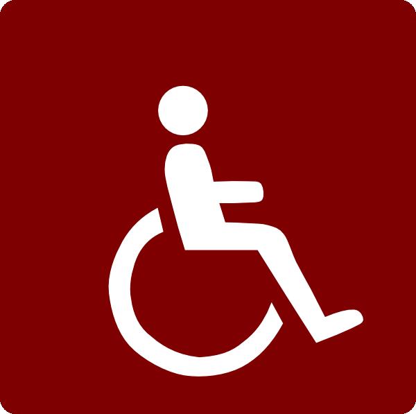 600x597 Wheelchair Access Svg Downloads