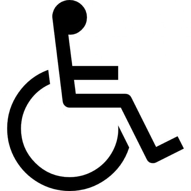 626x626 Wheelchair Icons Free Download