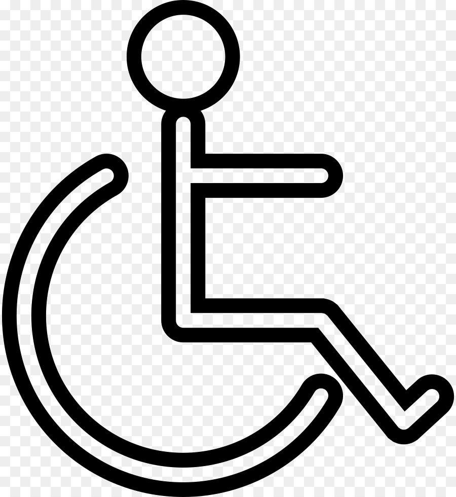 900x980 Accessibility Scalable Vector Graphics Computer Icons Sign