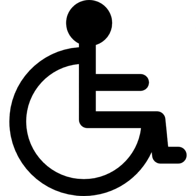 626x626 Wheelchair Symbol Icons Free Download