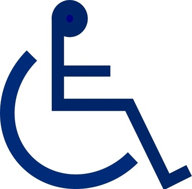 374x368 Wheelchair Vector Free Vector Download (36 Free Vector) For