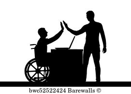 271x194 8,185 Wheelchair Vector Posters And Art Prints Barewalls