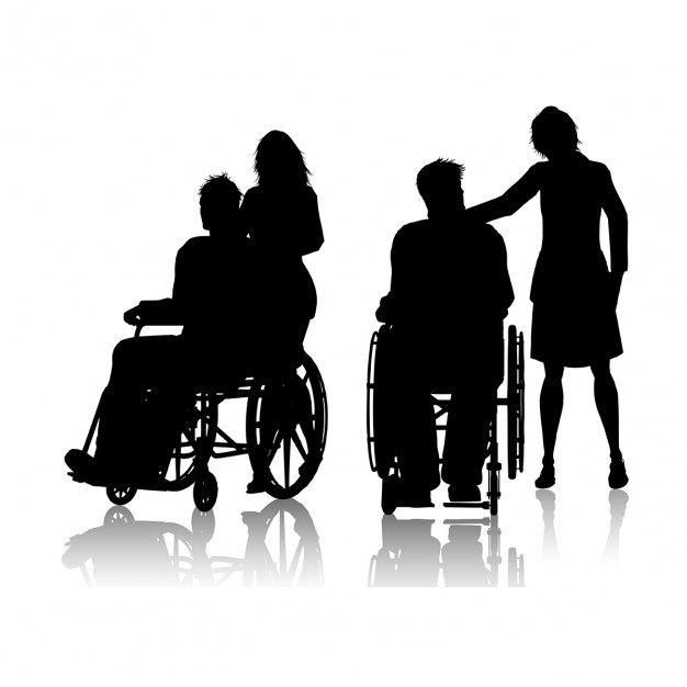 626x626 Wheelchair Vectors, Photos And Psd Files Free Download