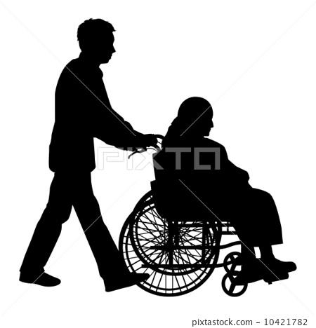 450x468 Wheelchair, Vector, Vectors