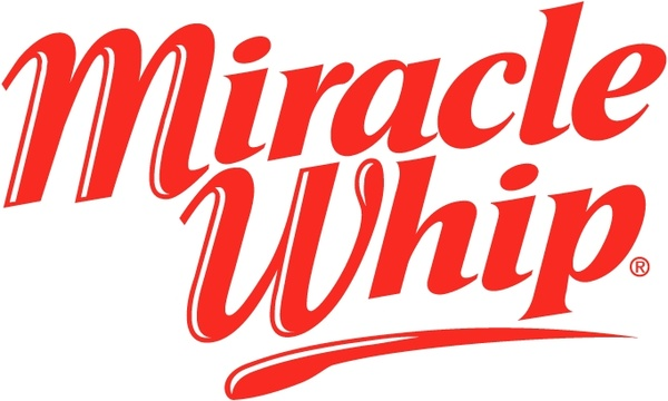 600x360 Miracle Whip Free Vector In Encapsulated Postscript Eps ( .eps