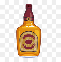 260x261 Whiskey Bottle Png, Vectors, Psd, And Clipart For Free Download