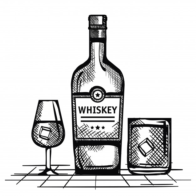 626x626 Whiskey Bottle Vectors, Photos And Psd Files Free Download