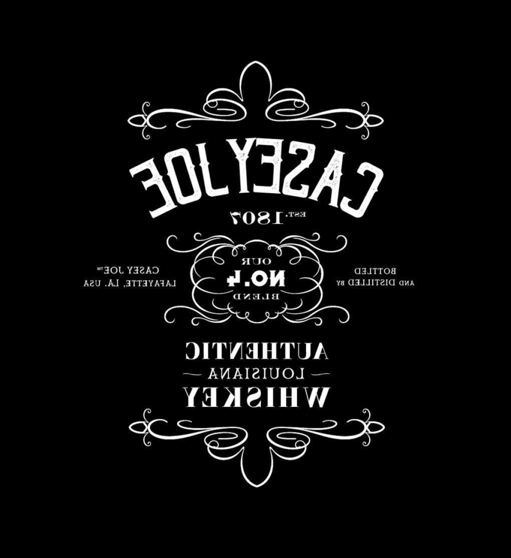 1020x1112 How To Create A Vintage Whiskey Label In Indesign And Illustrator