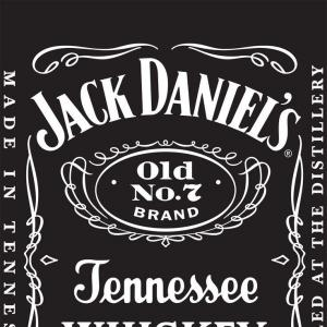 300x300 Jack Daniels Label Vector Lovely Vintage Typeface Retro Distressed