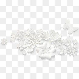 260x260 White Flowers Png, Vectors, Psd, And Clipart For Free Download