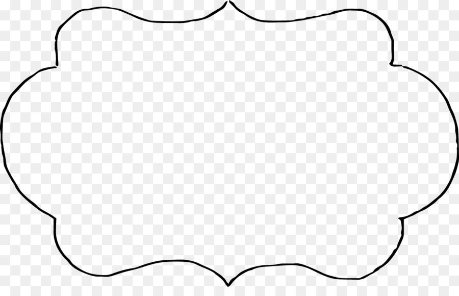 900x580 Line Art Monochrome Circle