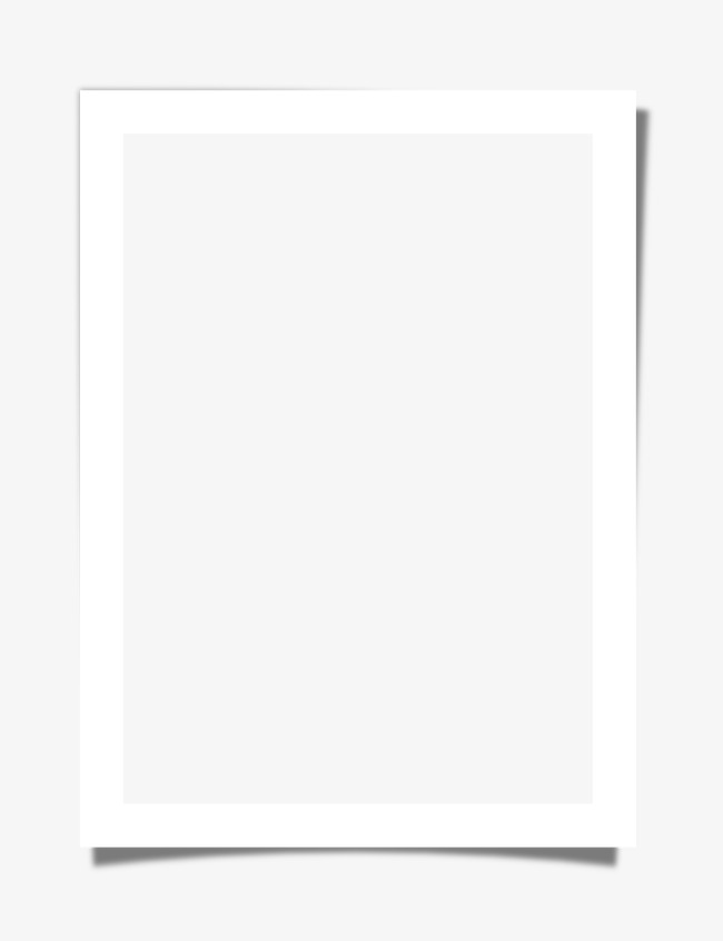 650x846 Frame Picture Frame Picture,creative Paper Shadow Projection