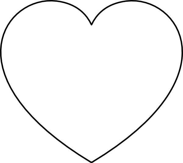 600x534 Heart Clip Art Free Vector In Open Office Drawing Svg ( .svg