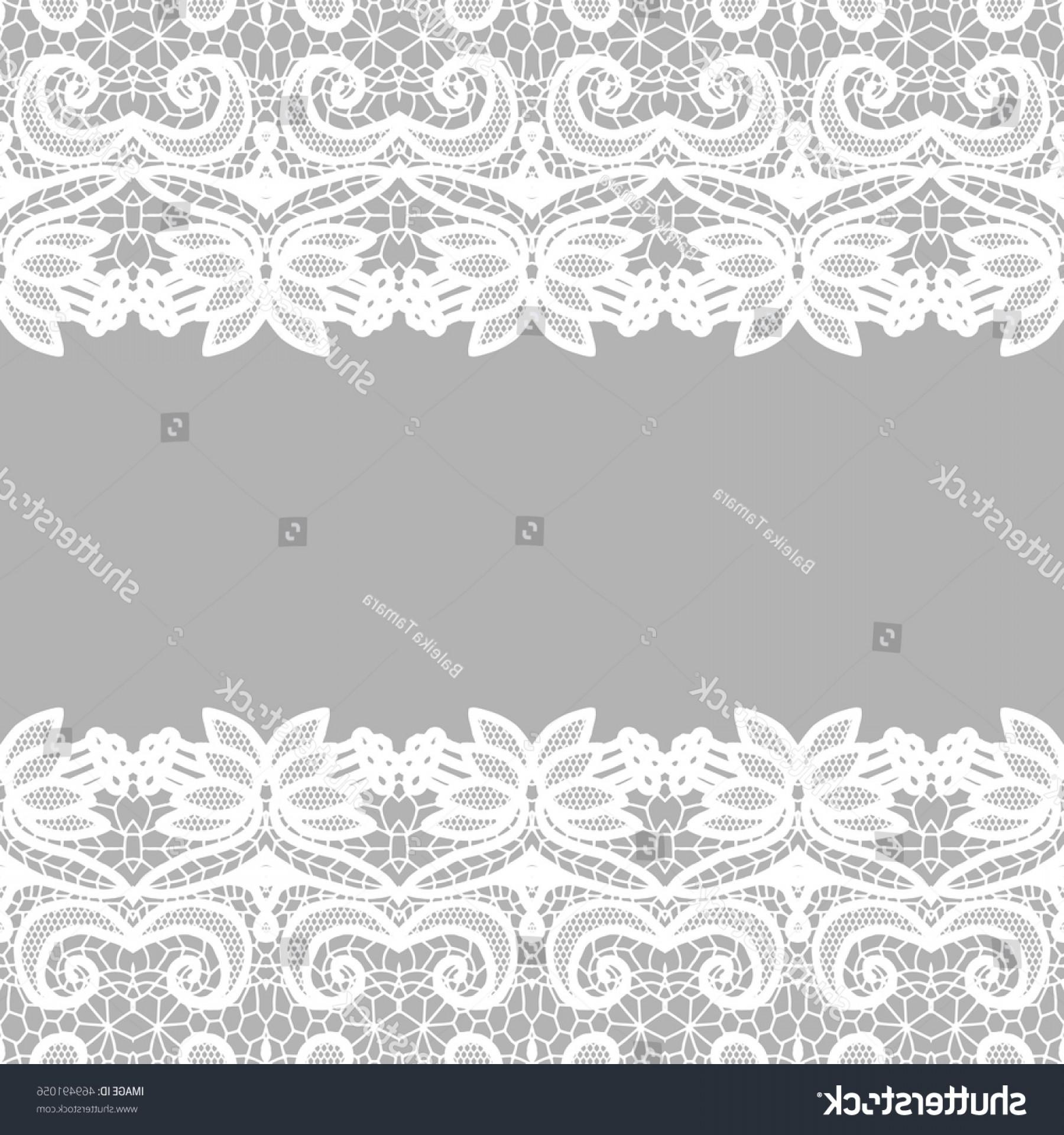 1800x1920 White Lace Border Vector Shopatcloth