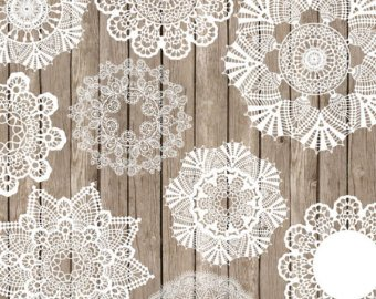 340x270 Lace Vector Etsy