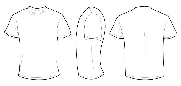 612x293 Inspiration Graphic Shirt Template Vector