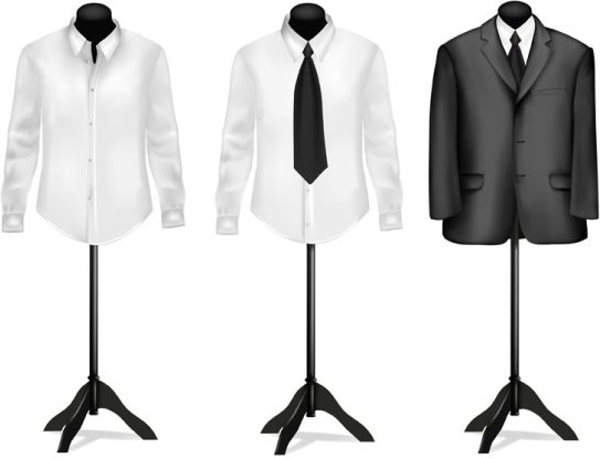 543x416 Suit And Shirt Vector Free Vector In Encapsulated Postscript Eps