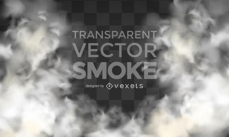 900x541 Realistic Transparent Vector Smoke