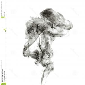 300x300 Royalty Free Stock Photos Soot Black Smoke White Background Image