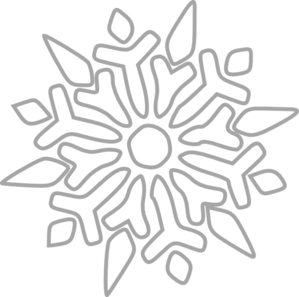 299x297 Collection Of Free Snowflake Vector Black And White. Download On