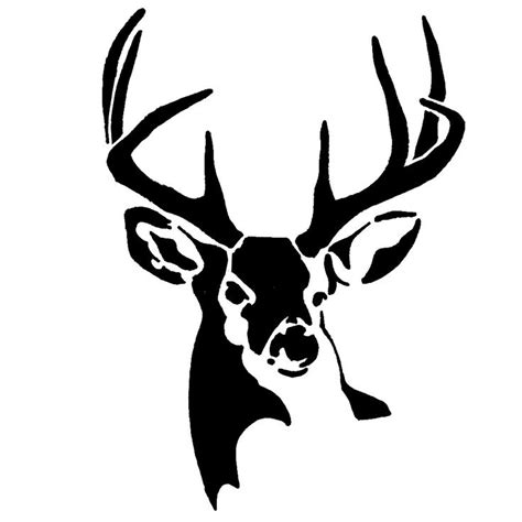 474x474 Whitetail Deer Vector. Whitetail Bucks Stock Vector Art