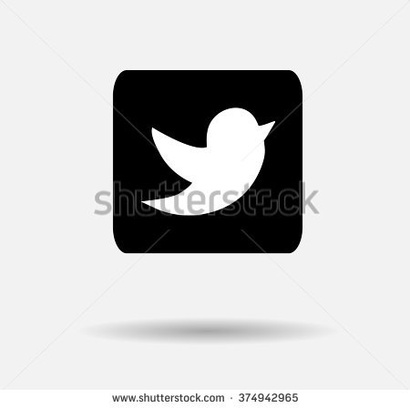 450x448 Free Twitter Black And White Icon 217947 Download Twitter Black