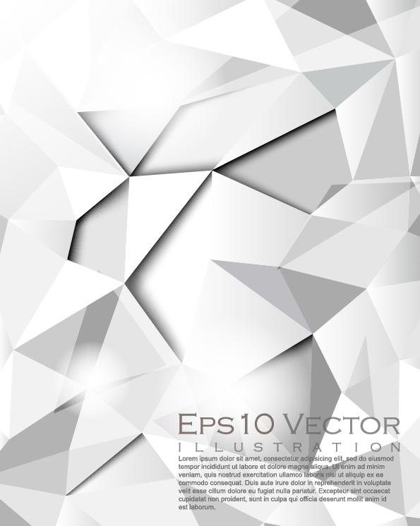 595x746 Black And White Squares Concept Backgrounds Vector 05 Free Download