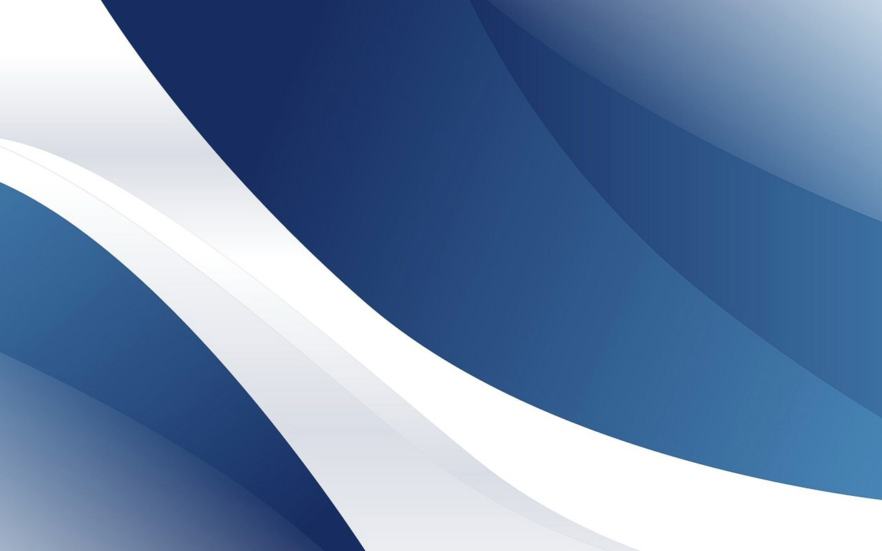1280x800 Blue Abstract And White Vector Shapes With Light Reflection 71964