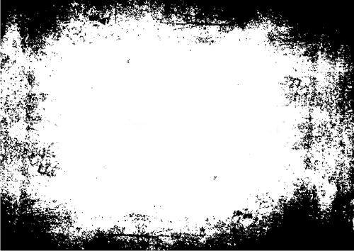 500x354 Photo Frame Wallpapers Vector Dark Grunge