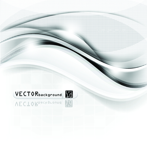 500x500 Set Of Abstract White Vector Backgrounds Graphic 02 Free Download