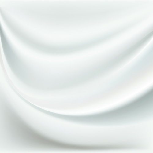 500x501 White Silk Fabric Backgrounds Vector 06 Free Download