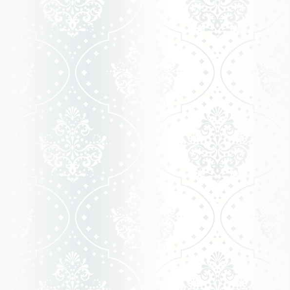 595x595 Bright White Floral Vector Backgrounds Set 05 Free Download