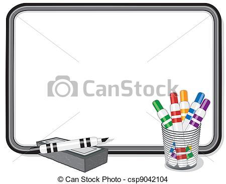450x367 Whiteboard Vector Clipart Royalty Free. 3,976 Whiteboard Clip Art