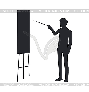 290x300 Businessman With Whiteboard
