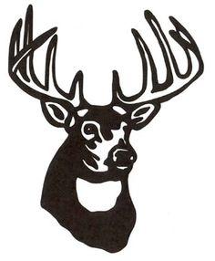236x286 Deer Head Black And White Clipart Amp Deer Head Black And White Clip