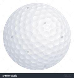 236x251 Plastic Golf Balls, Sold By 25 Dozens