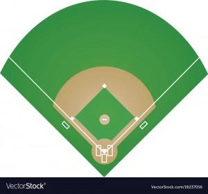 300x279 Ball Field Diagram
