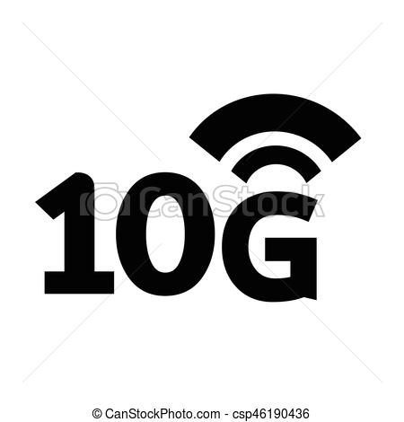 450x470 10g Wireless Wifi Icon Vectors