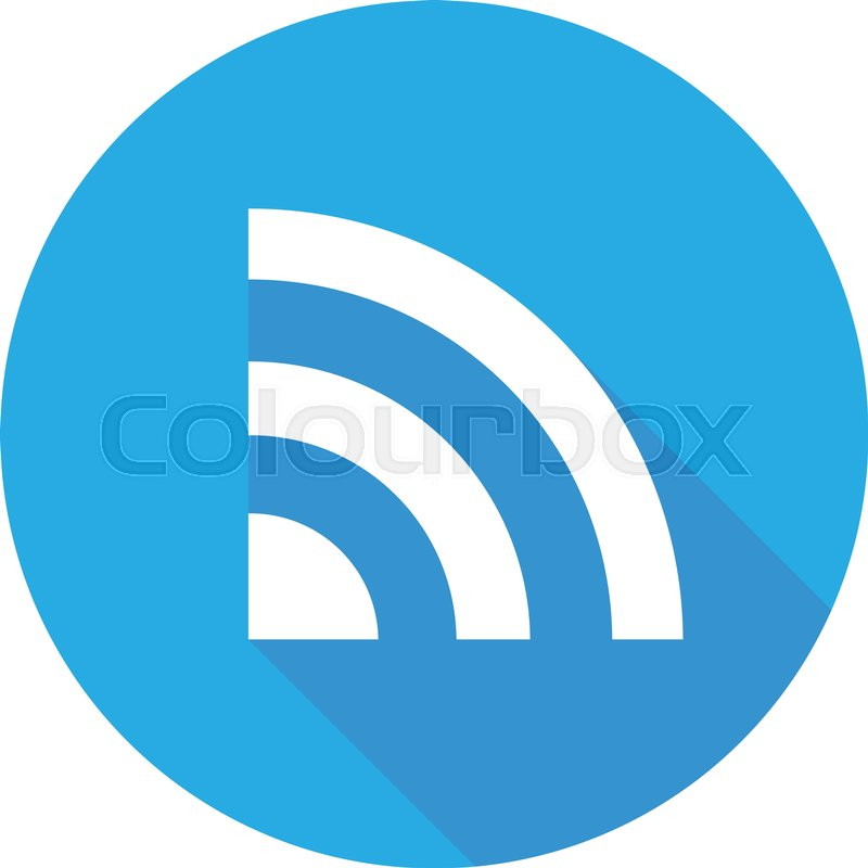 800x800 Wifi Icon Vector Flat Network Signsymbol. For Mobile User