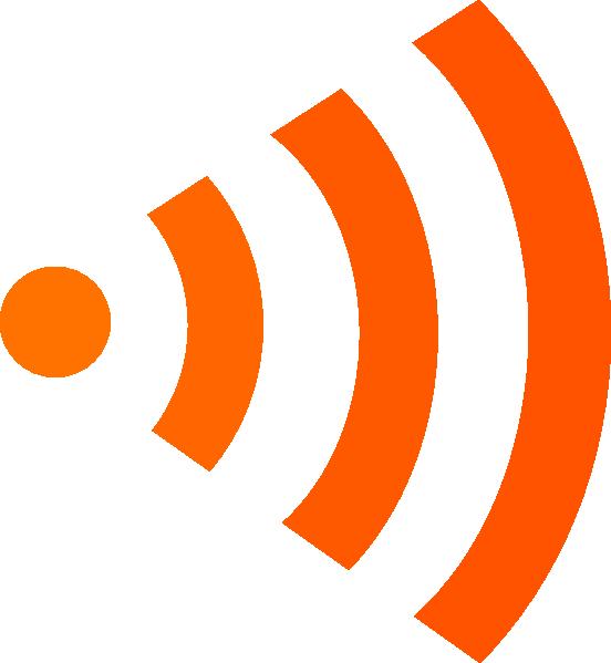 552x599 Wifi Logo Right Clip Art