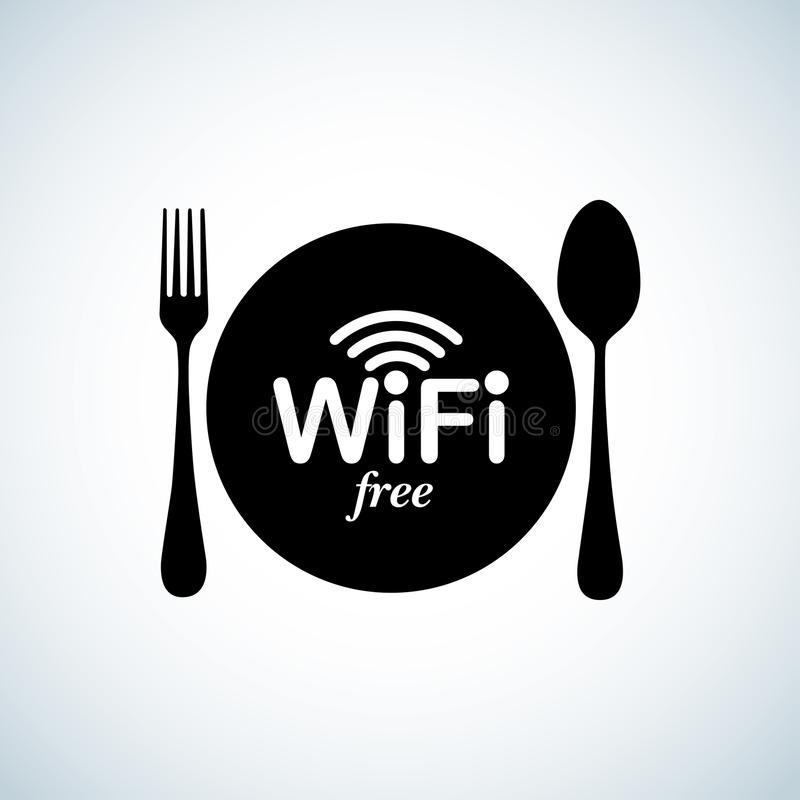 800x800 Wifi Zone Sticker Free Wifi Signal Signs Wifi Hotspot Emblem Free