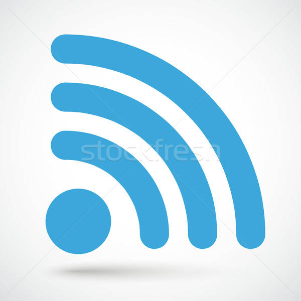 600x600 Wifi Wireless Internet Signal Vector Illustration Limbi007