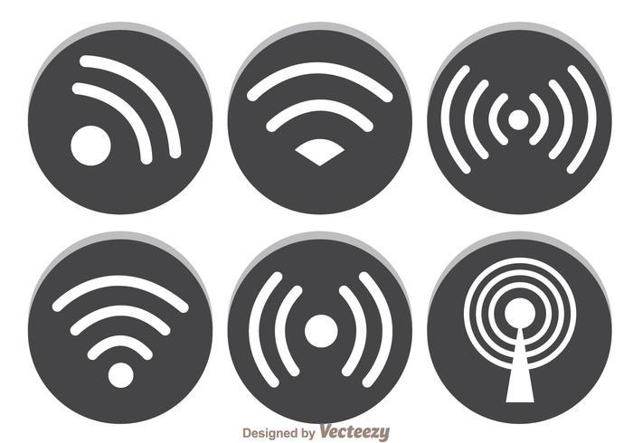 700x490 Gray Wifi Symbol
