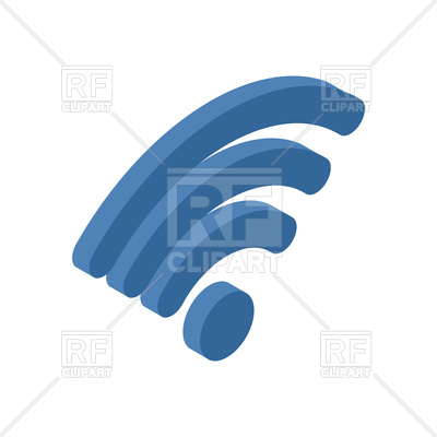 400x400 Wi Fi Sign. Wifi Symbol. Vector Image Vector Artwork Of Icons