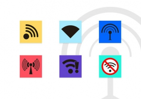 285x200 Wifi Symbol Free Vector Graphic Art Free Download (Found 15,362