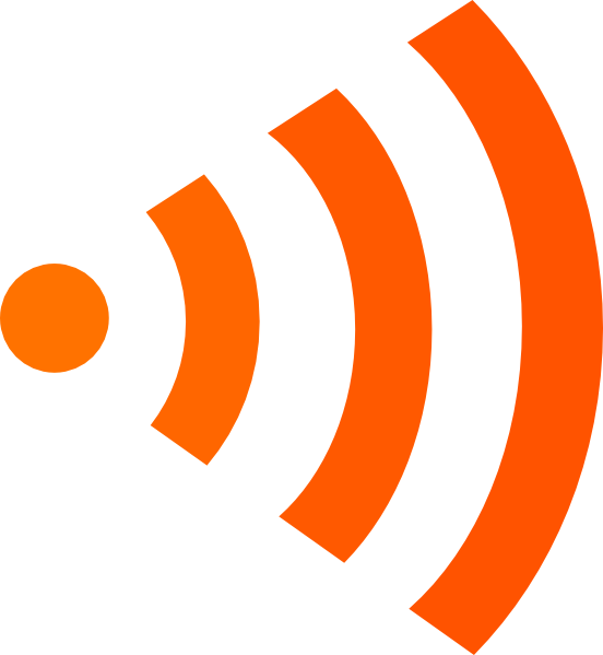 552x599 Wifi Vector
