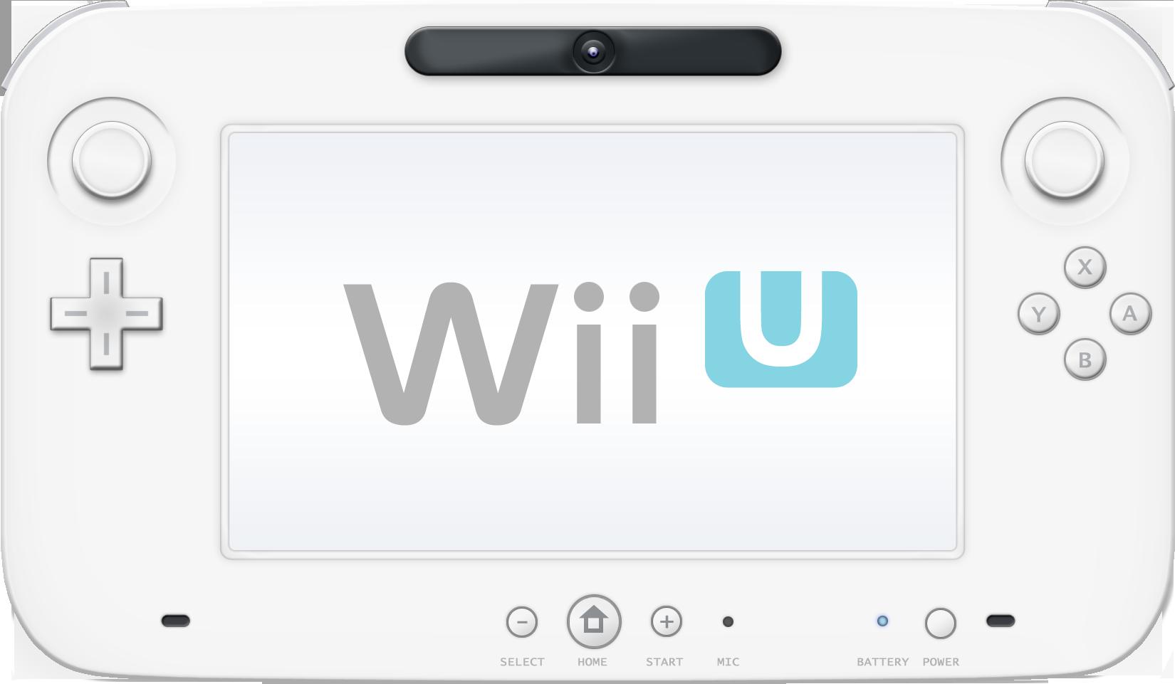 1650x961 Cg Wii U Controller By Blueamnesiac